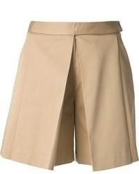 Pantalones cortos marrón claro de Ermanno Scervino