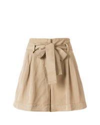 Pantalones cortos marrón claro de Jacob Cohen
