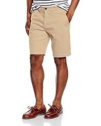 Pantalones cortos marrón claro de Lyle & Scott