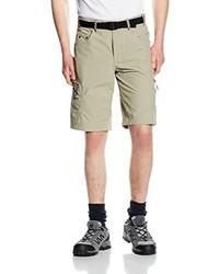 Pantalones cortos marrón claro de Schöffel