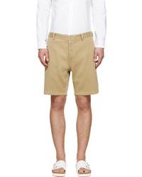 Pantalones cortos marrón claro de VISVIM