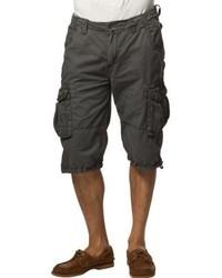 Pantalones Cortos Marrón Oscuro de Alpha Industries