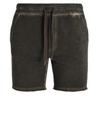 Pantalones Cortos Marrón Oscuro de Black Kaviar
