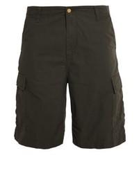Pantalones Cortos Marrón Oscuro de Carhartt WIP