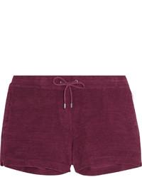 Pantalones cortos morado oscuro de Orlebar Brown