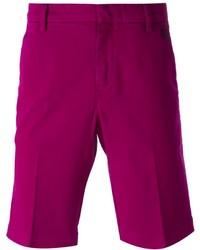 Pantalones cortos morado de Kenzo