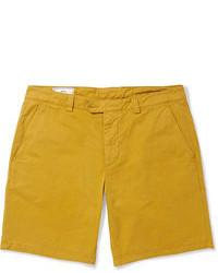Pantalones cortos mostaza de Ami