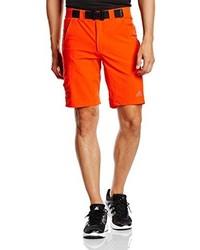 Pantalones cortos naranjas de adidas