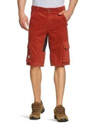 Pantalones Cortos Naranjas de Maloja