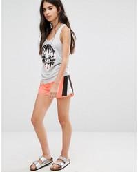 Pantalones cortos naranjas de Only