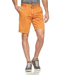 Pantalones Cortos Naranjas de Volcom
