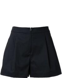Pantalones cortos negros de 3.1 Phillip Lim