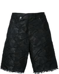 Pantalones cortos negros de A.F.Vandevorst