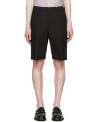 Pantalones Cortos Negros de AMI Alexandre Mattiussi