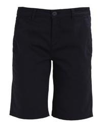 Pantalones Cortos Negros de Comma