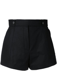 Pantalones Cortos Negros de Courreges