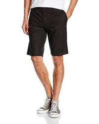 Pantalones Cortos Negros de Diesel