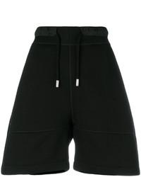 Pantalones cortos negros de Dsquared2