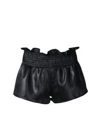 Pantalones cortos negros de Georgia Alice