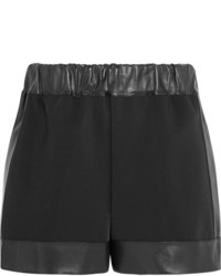 Pantalones Cortos Negros de Givenchy