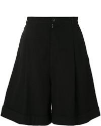 Pantalones cortos negros de Henrik Vibskov