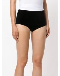 Pantalones Cortos Negros de Gcds