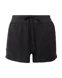 Pantalones cortos negros de James Perse