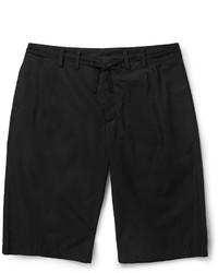 Pantalones cortos negros de Maison Margiela