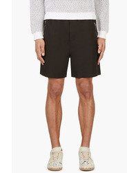 Pantalones Cortos Negros de Marni