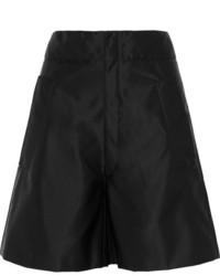 Pantalones cortos negros de Miu Miu