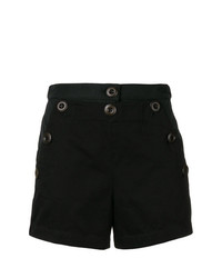Pantalones cortos negros de Moncler