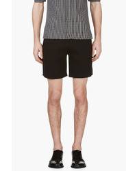Pantalones cortos negros de Neil Barrett