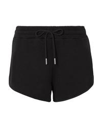 Pantalones cortos negros de Ninety Percent