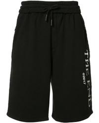 Pantalones cortos negros de Off-White