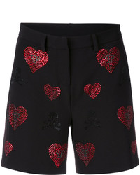 Pantalones cortos negros de Philipp Plein