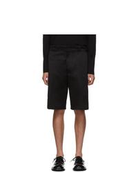 Pantalones cortos negros de Prada