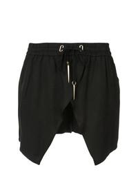 Pantalones cortos negros de Thomas Wylde