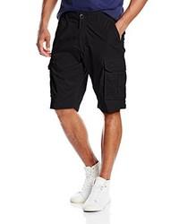 Pantalones cortos negros de Tom Tailor