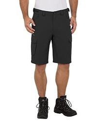 Pantalones cortos negros de VAUDE