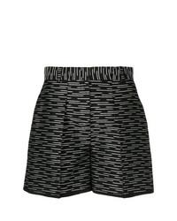 Pantalones Cortos Negros de Victoria Victoria Beckham