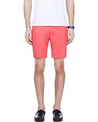 Pantalones cortos rojos de Calvin Klein