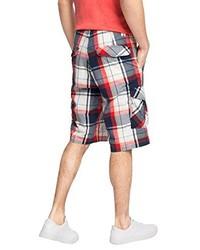 Pantalones cortos rojos de Esprit