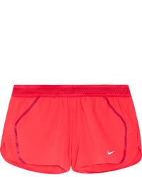 Pantalones cortos rojos de Nike