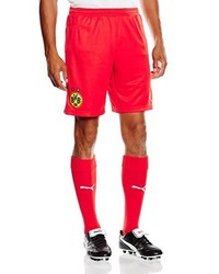 Pantalones cortos rojos de Puma