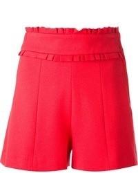 Pantalones cortos rojos de Sonia Rykiel