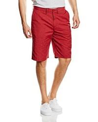 Pantalones cortos rojos de Vans