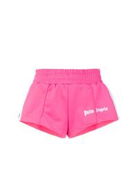 Pantalones cortos rosa de Palm Angels