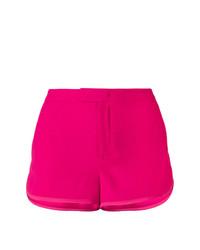 Pantalones cortos rosa de RED Valentino