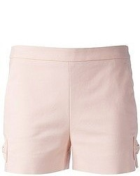 Pantalones cortos rosados