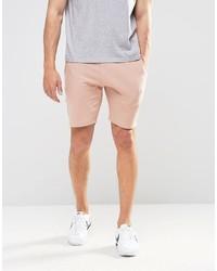 Pantalones cortos rosados de Asos
